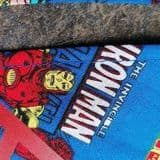 Personalised Hand Made MARVEL Children's Bunting